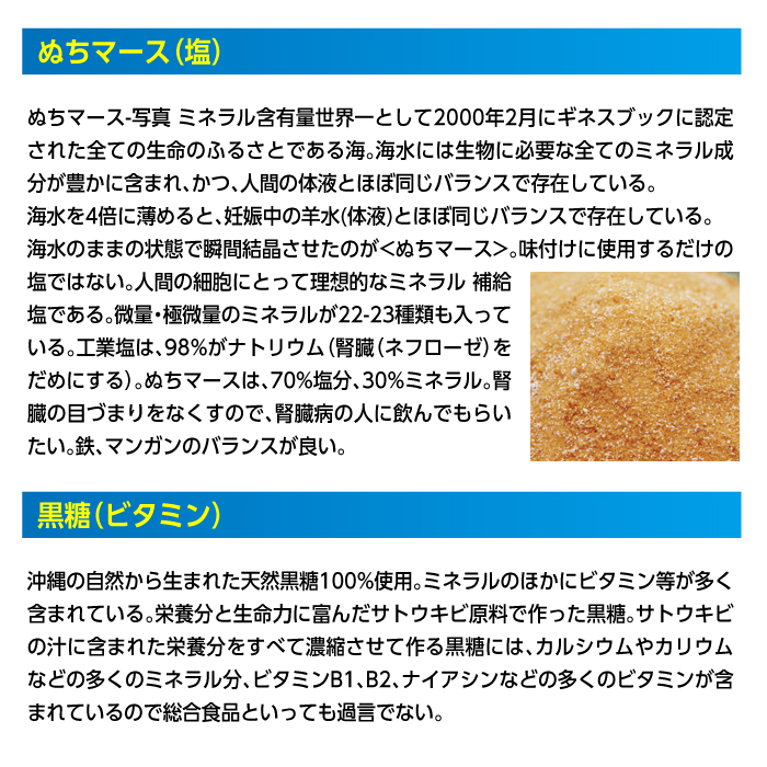 【ヒロウン】HG-SPM11 スポーツミネラル40包(2.5g×4包×10パック) 詳細2